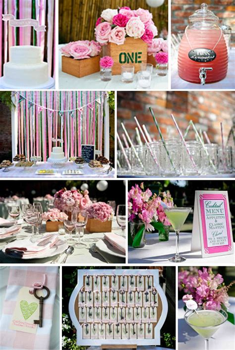 bridal shower simply events