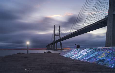 vasco da gama portugal ponte vasco da gama portugal