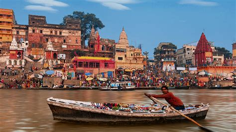 The Ganges River by Ganges Superbugs Are Threat To World Health Raconteur