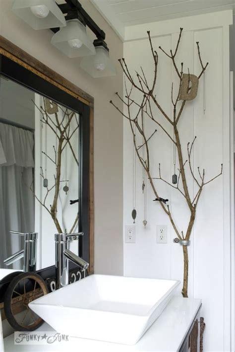 Hiasan Dinding Dahan memanfaatkan ranting pohon jadi dekorasi rumah rumah dan gaya hidup rumah