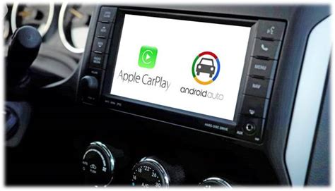 android car play what radio looks like on apple carplay android auto