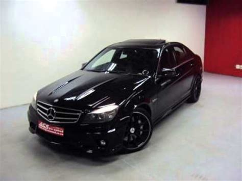 Black Cable Executive Class 2011 mercedes c class c63 amg 7g tronic performance