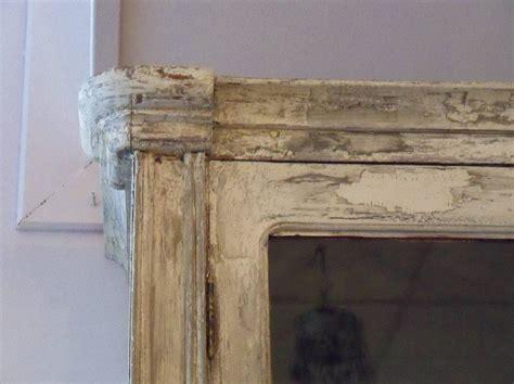Rustic Painted Cabinets rustic painted cabinet at 1stdibs