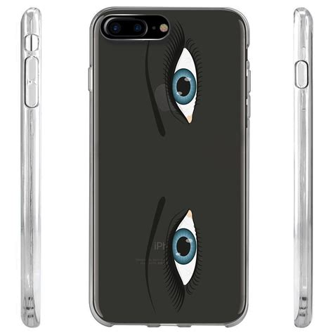 Apple Iphone 7 Clear Soft Standing Casing Cover for apple iphone 7 7th 4 7 inch design clear tpu