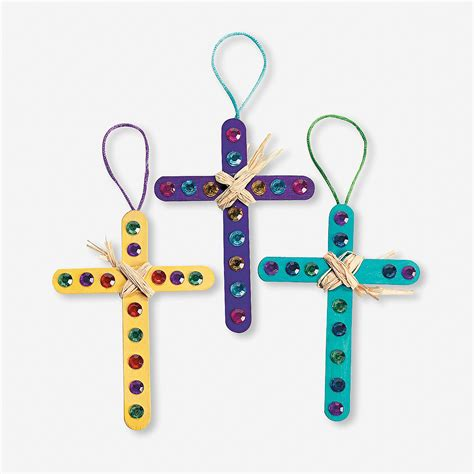 cross crafts for raffia cross craft kit trading discontinued