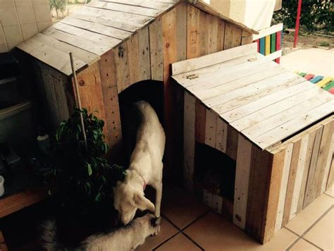 build dog house from pallets how to build a pallet dog house diy