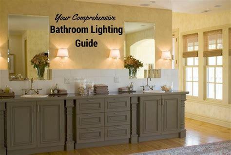 Bathroom Lighting Guide Your Comprehensive Bathroom Lighting Guide Vista Bathware
