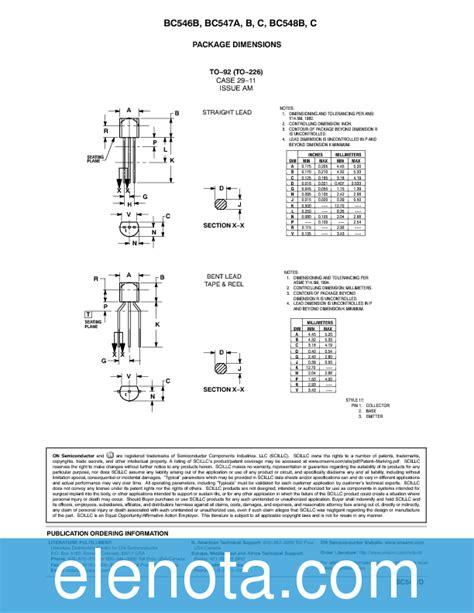 bc547c transistor bc547c transistor 28 images 50 x bc547c transistor npn to 92 100ma 500mw 45v ebay