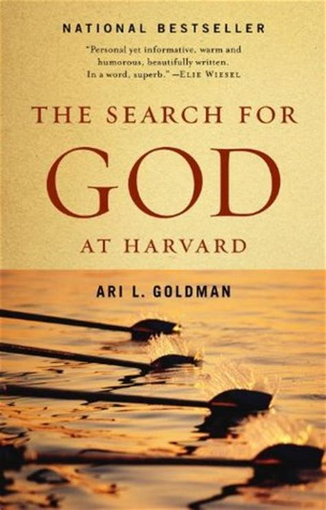 searching for god in the garbage books the search for god at harvard by ari goldman reviews