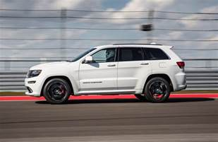 Jeep Grand Charokee Jeep Grand Trackhawk To Feature Awd With Torque
