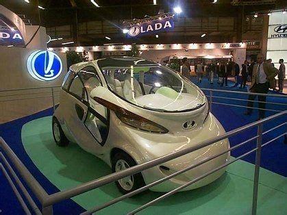 lada gregg lada rapan electric vehicle avtovaz autovaz 雹隶雋隶