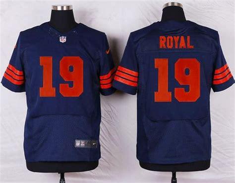 youth blue eddie royal 19 jersey shopping guide p 505 nike bears 19 eddie royal navy blue 1940s throwback s