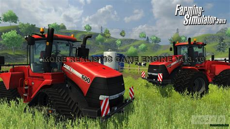 Mod Game Engine | more realistic game engine v1 3 16 187 gamesmods net fs17