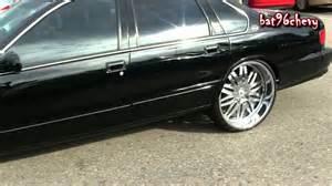 96 chevy impala ss on 24 quot asantis 1080p hd