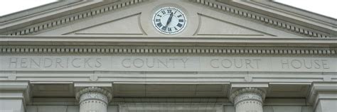 Hendricks County Indiana Court Records Courts In Gov Hendricks County