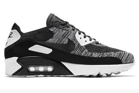 Nike Air Max 90 Ultra Flyknit Olive Grey nike air max 90 ultra 2 0 flyknit oreo 875943 001 sneaker bar detroit