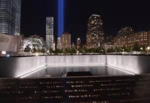 best lights in nyc enr new york 9 11 memorial is awarded best landscape