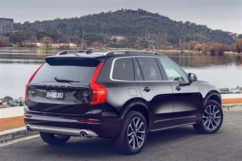my volvo australia volvo xc90 tipped to arrive in australia with three engine
