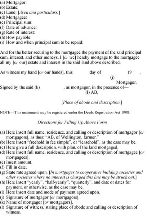 Attestation Letter Of Act Of Transfer image gallery land property act