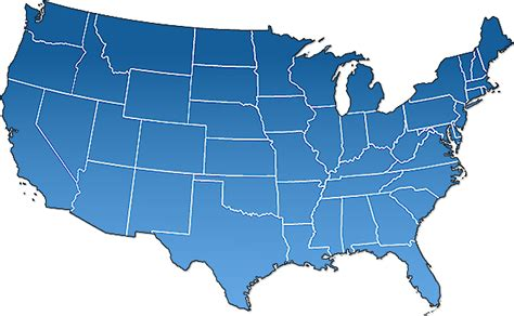 united states map without names handicap accessible minivans and mobility vehicles
