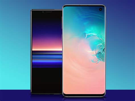 Xperia 1 Vs Samsung Galaxy S10 by Samsung Galaxy S10 Vs Sony Xperia 1 The Weigh In Stuff