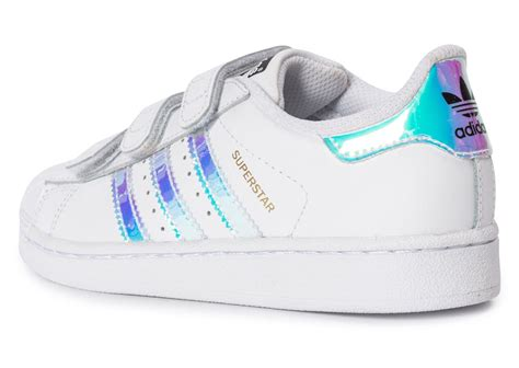 Promo Sepatu Adidas Original Superstar J White Holographic Exclusive T adidas superstar iris 233 e enfant chaussures adidas chausport