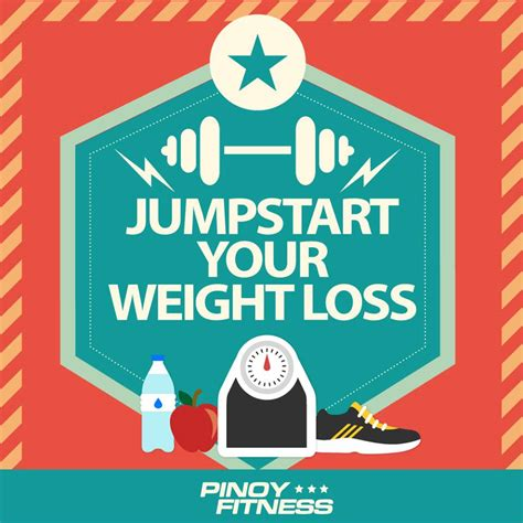 jumpstart weight loss 6 steps on how to jump start your weight loss fitness
