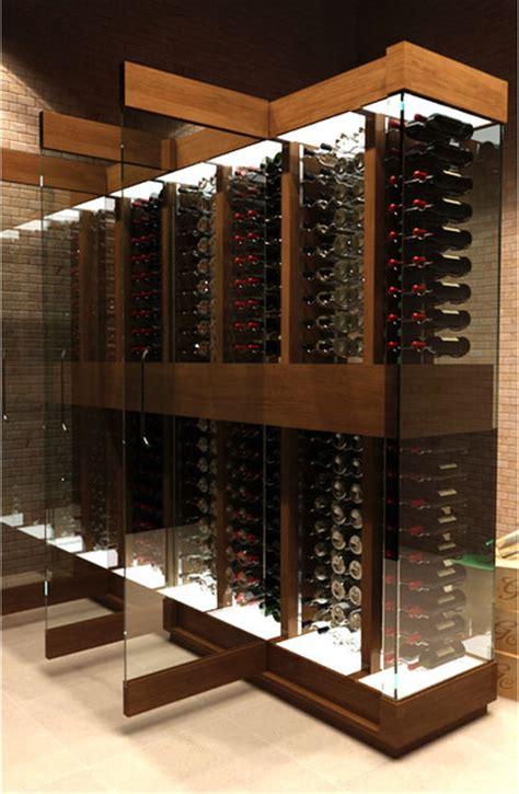 Wine Closet Design by Cave A Vin Design