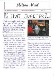 Sample News Report Newspaper Book Report Examples Book Covers