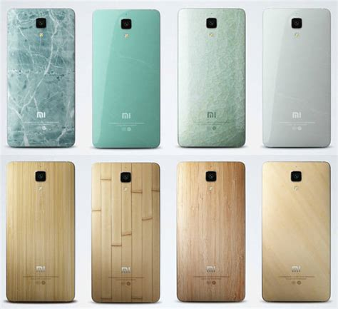 Bestskin Wood Texture For Xiaomi Mi 4 xiaomi launches android flagship mi4 with steel frame
