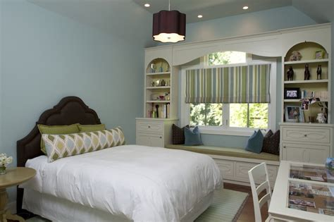 window seat bedroom ideas kids window seat contemporary girl s room artistic