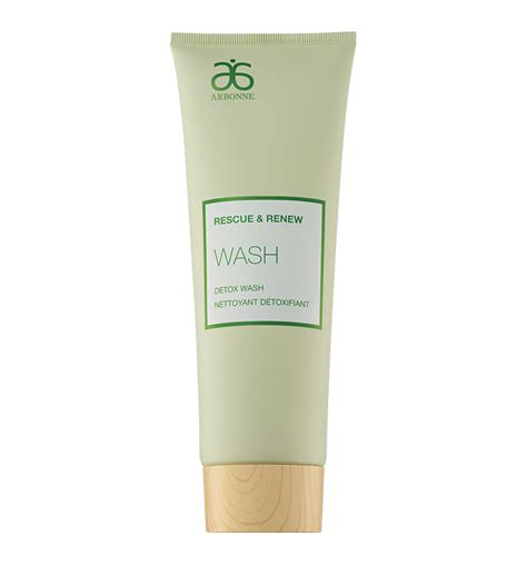 Arbonne Detox Reviews by Rescue Renew Detox Wash Diary Of My Spirit