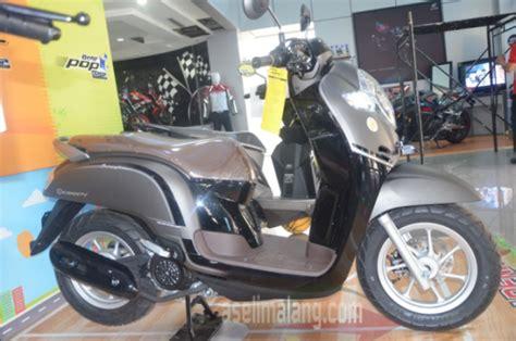 Diskon Sandaran Belakang Honda Scoopy sosok all new honda scoopy nongol di malang idr 18 9 juta