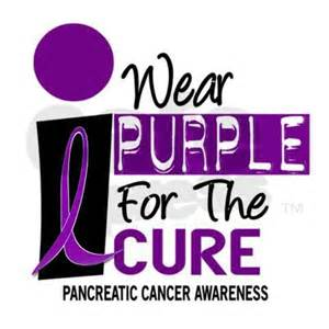 color for pancreatic cancer pancreatic cancer awareness my fight