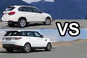 benim otomobilim 2016 range rover sport vs 2016 bmw x5