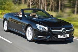 Used Mercedes Sl Mercedes Sl Upgraded Auto Express