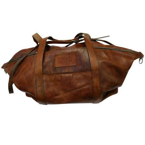 Small Bag Kinata rokker tasche weekender small dunkelbraun 24helmets