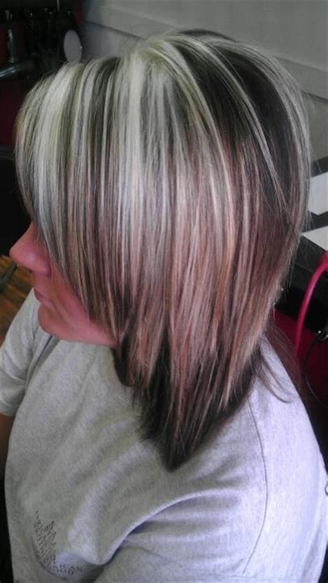 partial foil hair styles partial foil hair styles 17 best images about hair by
