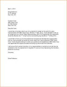 simple cover letter sle basic resignation letter sles letter idea 2018