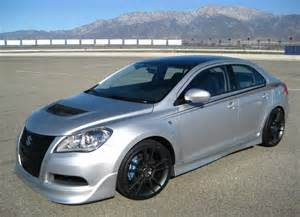 Modified Suzuki Kizashi Road Race Motorsport Suzuki Kizashi Car Tuning