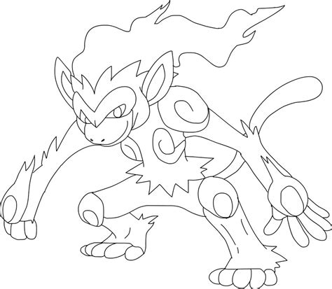 Infernape Coloring Pages infernape coloring pages coloring pages
