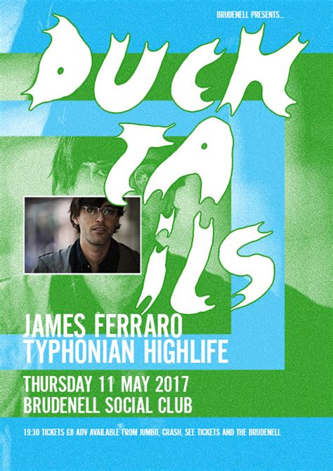 Ducktails Backyard by Ducktails Ferraro Typhonian Highlife Gig At Leeds