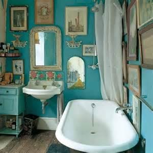 Boho Chic Bathroom Inspire Bohemia Blissful Bathrooms Part I