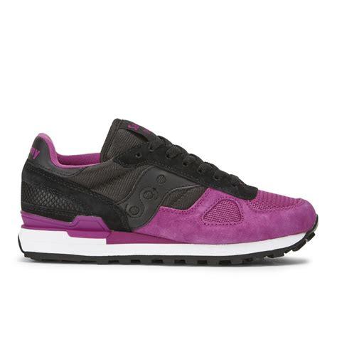 Diadora Ultimo Black Pink Original saucony s shadow original trainers black pink