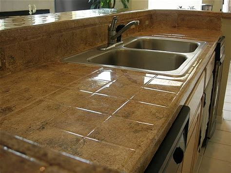 kitchen countertop tile ideas tile kitchen countertop pictures and ideas