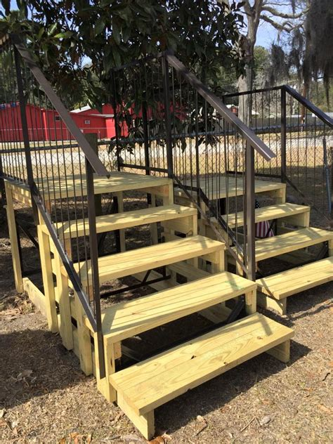 mobile home steps american mobile home supply