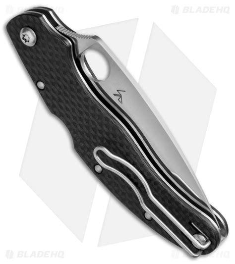 spyderco 3 carbon fiber spyderco caly 3 5 zdp 189 carbon fiber folding knife 3 5