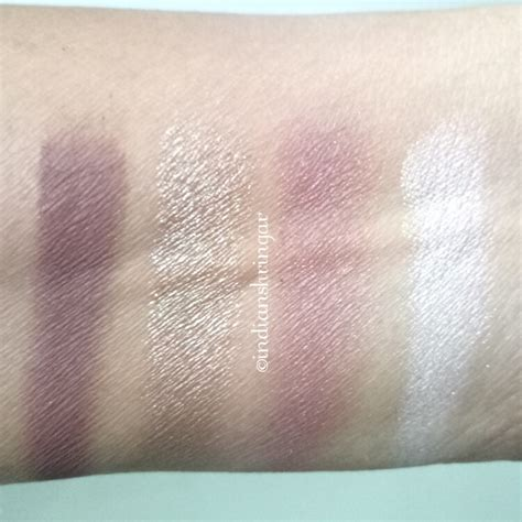 Eyeshadow Oriflame Giordani oriflame giordani gold makeup collection impressions review swatches and fotd the