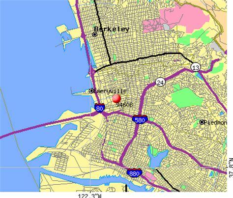 california map emeryville 94608 zip code emeryville california profile homes