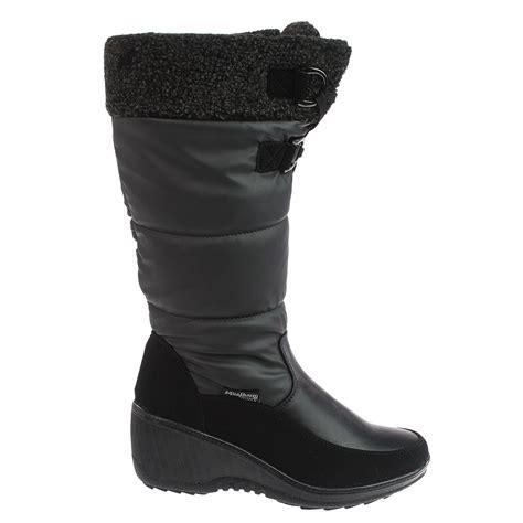 santana canada boots aquatherm by santana canada wren snow boots for